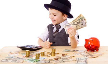 10 conceitos financeiros para crianças de 10 anos