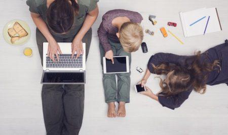 O consumo online na infância